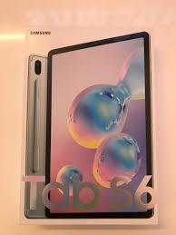 Shop bán Máy Tính Bảng Samsung Galaxy Tab S6 - Hãng Phân Phối Chính Thức