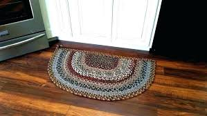 wool hearth rug fireplace rugs fireproof coffee brown fire ant staggering resistant fir for fireplaces