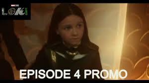 Loki Episodio 4 Promo   Loki da Marvel Studios