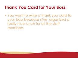 17 Thank You Note Boss When Leaving Effortless Radiokrik