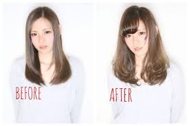どうせ切るなら可愛くなりたい前髪1つで変わる小顔カットで新たな自分