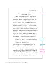 sample essay research paper 3
