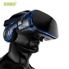 Sago Artırılmış Gerçeklik Gözlük 3D Smartphone AR Cep Kutusu Kulaklık Sanal  Gerçeklik VR Kask Filmi AR Video Oyunu Ile Uzaktan Bu Kategori. 3d Gözlük/sanal  Gerçeklik Gözlükleri