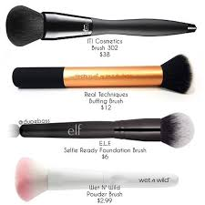 wet n wild brushes names. brush alternatives who wants to spend over $30 on a brush? not us. that\u0027s wet n wild brushes names