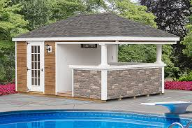 pool house. Grand Manor Pool House