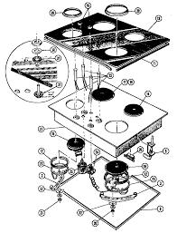 refrigerators parts thermador parts
