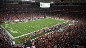 Sun Life Stadium Seating Chart Miami Hurricanes Gamedayr
