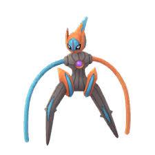Pokemon Go Deoxys 386