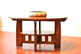 shaker style side table mission end plans coffee tables lovely full size wood picnic pdf