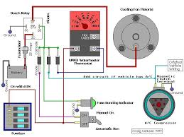 wiring diagram for electrical radiator fan the wiring diagram radiator cooling fan wiring diagram nilza wiring diagram