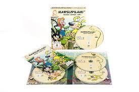 Amazon.com: Marsupilami: Staffel 1, Folge 1-26 [4 DVDs]: Movies & TV