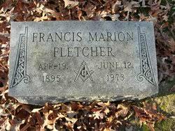 Francis Marion Fletcher (1895-1973) - Find A Grave Memorial