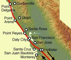 According to usgs, there's a 72 percent chance a 6.7 magnitude earthquake will strike the san francisco bay area in the next 30 years. Bay Area Earthquakes On The Hayward And San Andreas Faults
