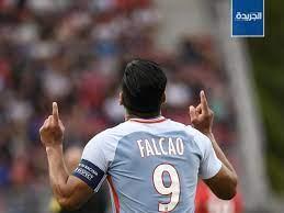 جريدة الجريدة الكويتية   فالكاو يسجل اول «هاتريك» ويقود موناكو للفوز