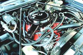 Chevelle Engine Options: 1973