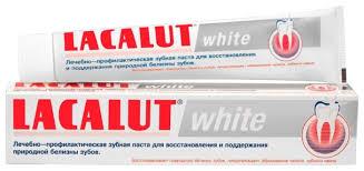 <b>Зубная паста</b> Lacalut <b>White</b> — купить по выгодной цене на Яндекс ...