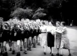 they don t even look the same brits in and john de hitler youth boys admiring girls