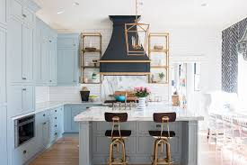 30 Gorgeous Blue Kitchen Decor Ideas Turquoise Kitchen Rugs