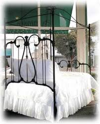 Cast Iron Canopy Bed Iron Beds By Cathouse Canopy Bed FramesCanopy Iron Bed