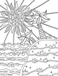 Small Picture Chameleon coloring page for adults zentangle style Zentangles