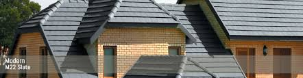 we have combined the beauty and character of natural slate and wood shingles with the strength and durability of concrete the marley modern slate roof