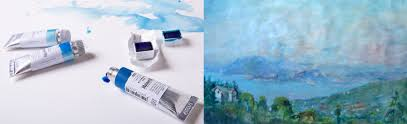 Maimeri Blu Watercolour Categorie Maimeri