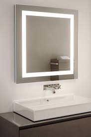 Bathroom Heated Mirrors Illuminated Shaving Mirror For Bathroom Led Shaver Mirror