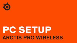 Arctis Pro <b>Wireless</b> - <b>PC</b> Unboxing and <b>Setup</b> - YouTube