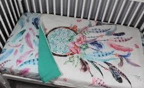 Dream Catcher Baby Blanket
