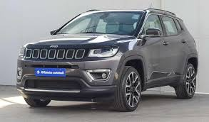 Discover the new look, feel and performance of a truly modern suv. 2019 Jeep Compass 2 4l Limited Highline Jeep Compass Model 2019 Dubai