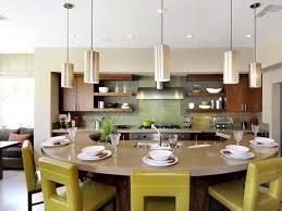 12 Outstanding Round Kitchen Island With Seating Designer Photograph :  Ramuzi  Kitchen Design Ideas