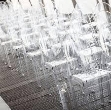 clear furniture. Furniture Hire - Chair Clear Victoria Ghost Party Venue Guest Seating Melbourne