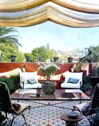 moroccan garden furniture. Ideas Moroccan Outdoor Furniture For Charming Morocco Style Patio Designs A Image 33 Garden Q