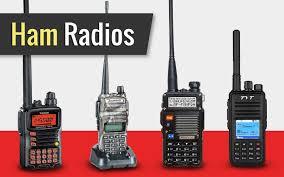 Ham Radio Comparison Chart 10 Best Handheld Ham Radios In 2019 Ranked By A Marine