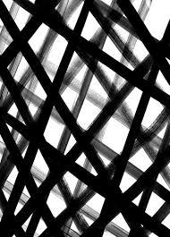 Black Patterns Cool Painted Crosshatch Black White Pattern Design Mark Making