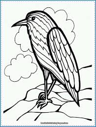 Bird Coloring Pages Online Admirable Bird Coloring Pages Realistic