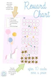 Reward Charts For Kids Charts For Kids Reward Chart Kids