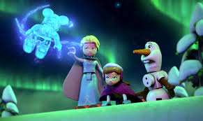 Lego Frozen Northern Lights 2016 Lego Disney Frozen Northern Lights Trailer Takes Elsa And Anna On A New Adventure
