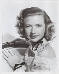 Priscilla Lane | Regis Autographs