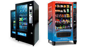 Vending Machines Suppliers