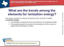 Summary: periodic trends - ppt video online download
