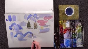 back to watercolor basics a crash course on watercolor for beginners