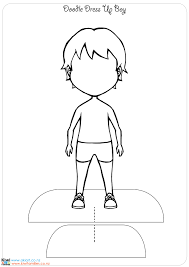 Small Picture Make your own paper dolls Kiwi Families