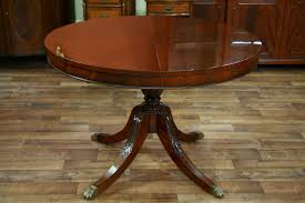 44 inch round dining table with leaf inexpensive sample design