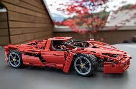 Lego 8653 Enzo Ferrari Kaufen Auf Ricardo