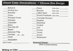 Best Costco Birthday Cakes Size Recipes For Costco Cakes Order