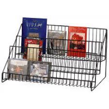 3 shelf countertop display rack 23 5
