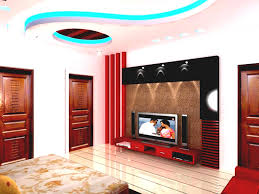 simple ceiling pop designs wooden and led home decor design the