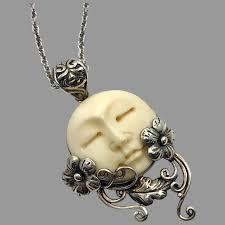 full moon pendant dess pendant