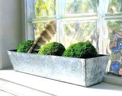 indoor window garden. windowsill planter indoor window garden box medium size of sill herb diy